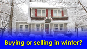 Buying or selling in winter