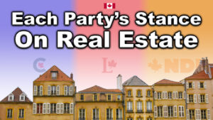 Read more about the article Each Party's Stance On Real Estate